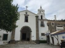 Entrance to Convento