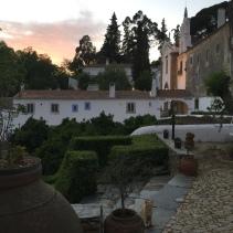 Convento gardens